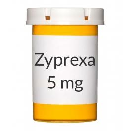 Zyprexa 5mg Tablets