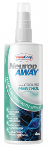NeuropAWAY Maximum Strength Spray with Cooling Menthol 4 oz