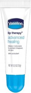 Vaseline Lip Therapy Advanced Healing, .35oz- 12pk