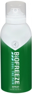Biofreeze Pain Relieving 360 Spray, 3 oz
