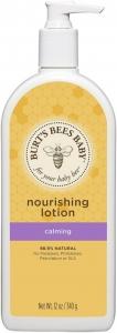 Burt's Bees Nourishing Baby Lotion, Calming- 12oz