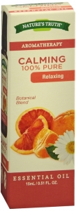 NT Calming and Relaxing Citrus Essential Oil 15 ml