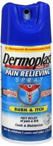 Dermoplast Pain Relief Spray 2.75 oz