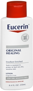 Eucerin Original Moisturizing Lotion  8.4 oz