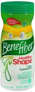 Benefiber Healthy Shape Fiber Supplement Powder, 8.7 oz