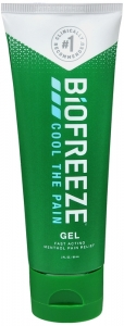 Biofreeze Pain Relief Gel Tube, 3 oz