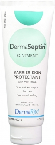 DermaSeptin Barrier Skin Protectant Ointment 4 oz