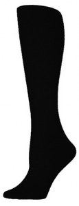 Foot Traffic Microfiber Tights, Black