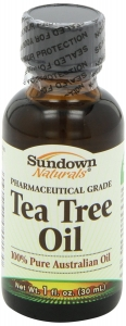 Sundown Naturals Tea Tree Oil - 1.0 oz