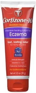 Cortizone 10 Intensive Healing Eczema Lotion - 3.5 oz