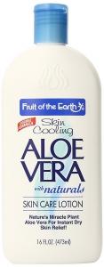 Fruit of the Earth Aloe Vera Lotion- 16oz