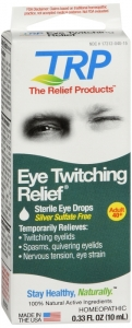 TRP Eye Twitching Relief Eye Drops 0.33 fl oz