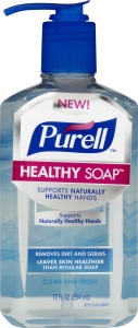 Purell Healthy Soap Clean and Fresh - 12oz