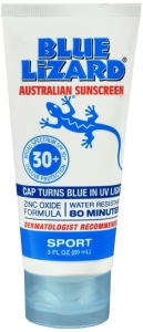 Blue Lizard Sport Sunscreen SPF30 3oz