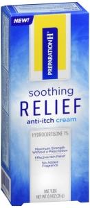 Preparation H Hydrocortisone 1% Anti-Itch Cream - 0.9 oz