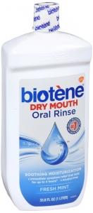 Biotene PBF Mouthwash with Calcium 33.8 oz