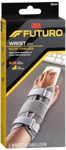 Futuro Deluxe Wrist Stabilizer, Left Hand Small/Medium 1ct