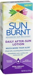 SunBurnt Advanced After Sun Lotion  6oz