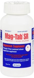 Mag-Tab SR Caplets - 100