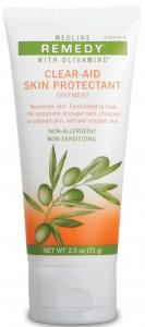 Medline Remedy Olivamine Clear-Aid Skin Protectant 2.50 oz
