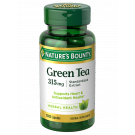 Nature's Bounty Green Tea Extract 315mg Capsules 100ct