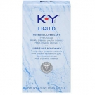 K-Y Liquid Lubricant - 2.5oz Bottle