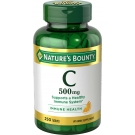 Natures Bounty Vitamin C 500mg Tablets 250ct