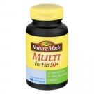 Nature Made Multi for Her 50+ Original Formula Soft-gels 60ct