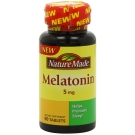 Nature Made Melatonin Tablets, 5mg, 90ct