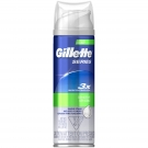 Gillette Series Sensitive Skin with Aloe Shave Foam 9 oz