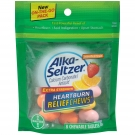Alka-Seltzer Extra Strength Heartburn Relief Chews Assorted Fruit 8ct