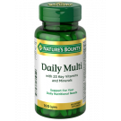Nature's Bounty Daily Multi Caplets - 100ct