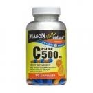 Mason Vitamin C 500mg Extended Release 90 Capsules