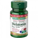 Nature's Bounty Quick Dissolve Melatonin 3mg Tablets 120ct