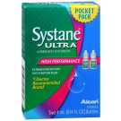 Systane Ultra High Performance Lubricant Eye Drops - 2 Bottles (4ml)