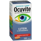 Ocuvite with Lutein Tablet - 120ct