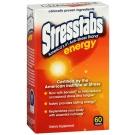 Stresstabs Energy Tablets - 60 Count Bottle - New Formula