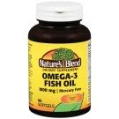 Natures Blend Omega-3 1000 mg Softgels 90ct