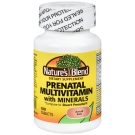 Nature's Blend Prenatal Formula Multivitamin Tablets - 100ct