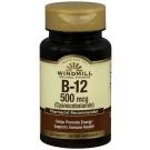 Windmill Vitamin B-12 500 mcg Tablets 60ct