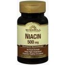 Windmill Niacin 500 mg Tablets No Flush 30ct