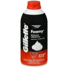 Foamy Shave Regular Cream 11oz