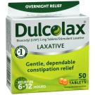 Dulcolax 5mg DR Tablet - 50ct
