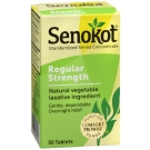 Senokot® Natural Vegetable Laxative- 50ct