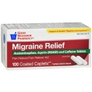 Good Neighbor Pharmacy Migraine Formula Caplet