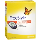 FreeStyle Freedom Lite Diabetes Blood Glucose Monitoring System
