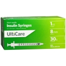 UltiCare Insulin Syringe, 30 Gauge, 1cc, 5/16