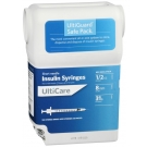 UltiGuard U-100 Insulin Syringes 31 Gauge, .5cc, 5/16