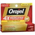 Orajel 4X Medicated Severe Toothache Cream 0.33oz