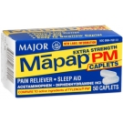 Major Mapap PM Capsules 50ct